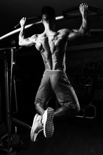 Zeit für Muskelaufbau